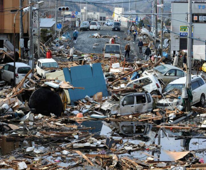 2011年3月11日东日本大地震